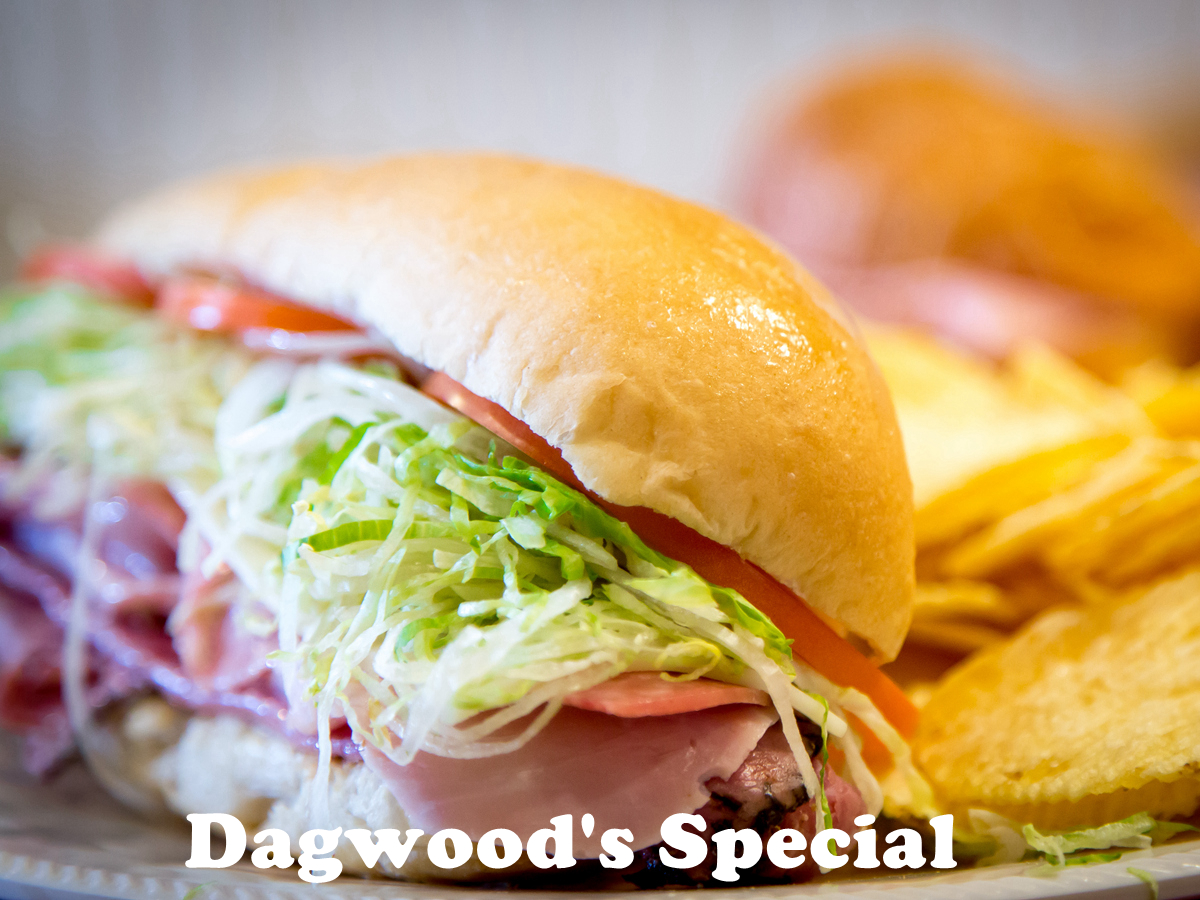 Dagwood's Special