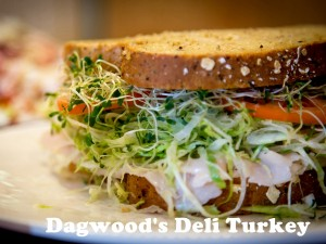 Dagwood's Deli Turkey
